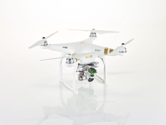 Phantom 3 with Sentera sensor